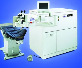 美国威视Visx S4准分子激光系统